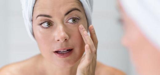 маски для сухой кожи лица в домашних условиях от морщин после 40 лет