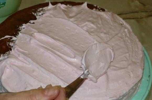 Как сделать шоколадную белую глазурь для торта