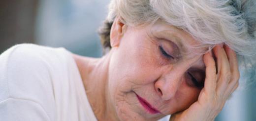 признаки инсульта у женщин старше 50 лет