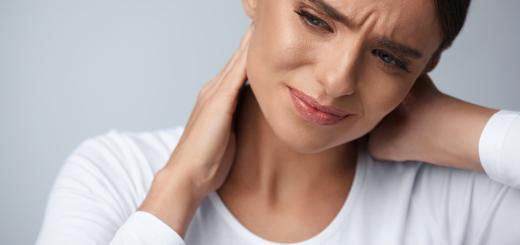 продуло шею симптомы и лечение