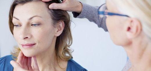 облысение у женщин причины и лечение